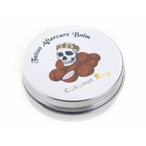 Coconut King Tattoo Aftercare Balm