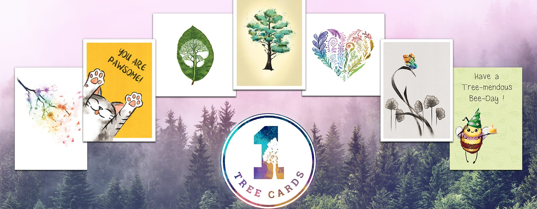 An Interview with 1 Tree Cards Founder Becky Kijima