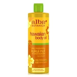 ALBA BOTANICA HAWAIIAN KAKUI NUT BODY OIL
