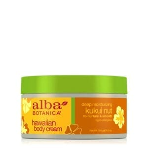 Alba Botanica Hawaiian Kakui Nut Body Cream