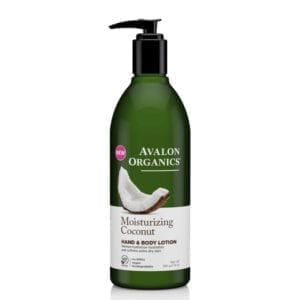 Avalon Organics Moisturising Coconut Hand & Body Lotion
