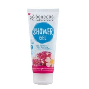 Benecos Pomegranate & Rose Shower Gel