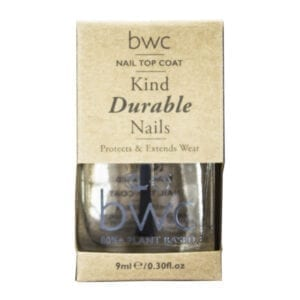 Beauty Without Cruelty Kind Durable Nails - Top Coat