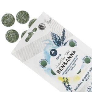 Ben & Anna Aqua Natural Shower Tablets
