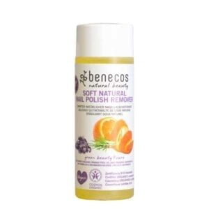 Benecos Soft Natural Nail Polish Remover