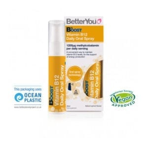 BetterYou B12 Boost Oral Spray