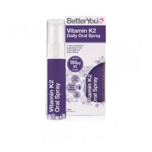 BetterYou Vitamin K2 Oral Spray