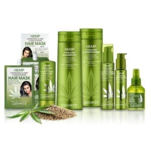 Giovanni Hemp Hydrating Range