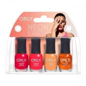 ORLY Neon Earth 4 Piece Mini Kit