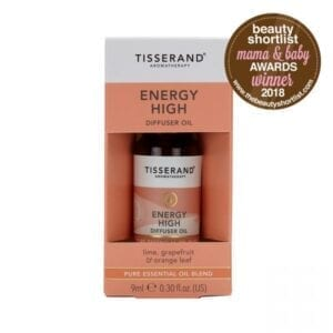 Tisserand Energy High Diffuser Oil