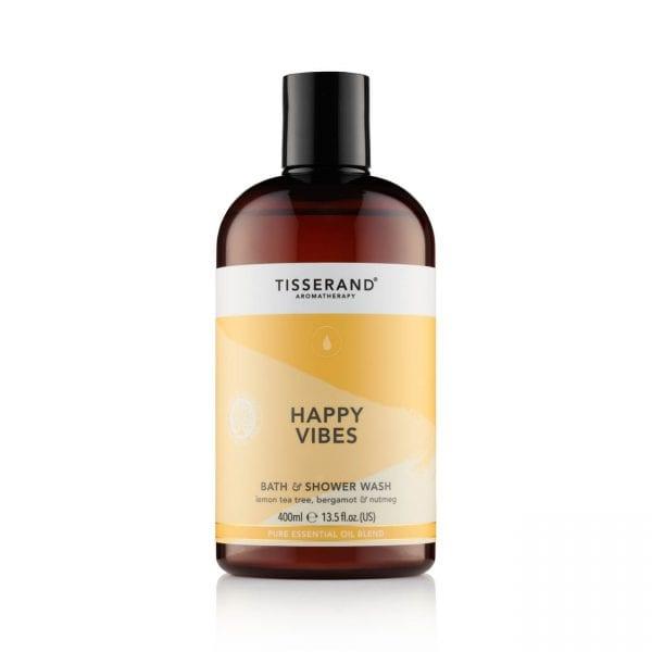 Tisserand Happy Vibes Bath & Shower Wash