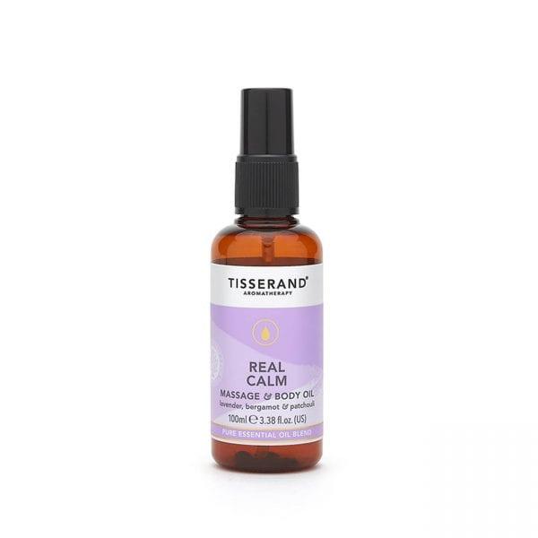 Tisserand Real Calm Massage & Body Oil