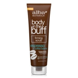 Alba Botanica Body in the Buff Firming Scrub