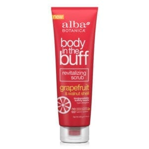 Alba Botanica Body in the Buff Revitalising Scrub