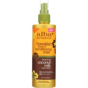 Alba Botanica Mega Moisture Conditioning Leave in Mist
