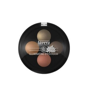 Lavera Illuminating Eyeshadow Quattro Indian Dream