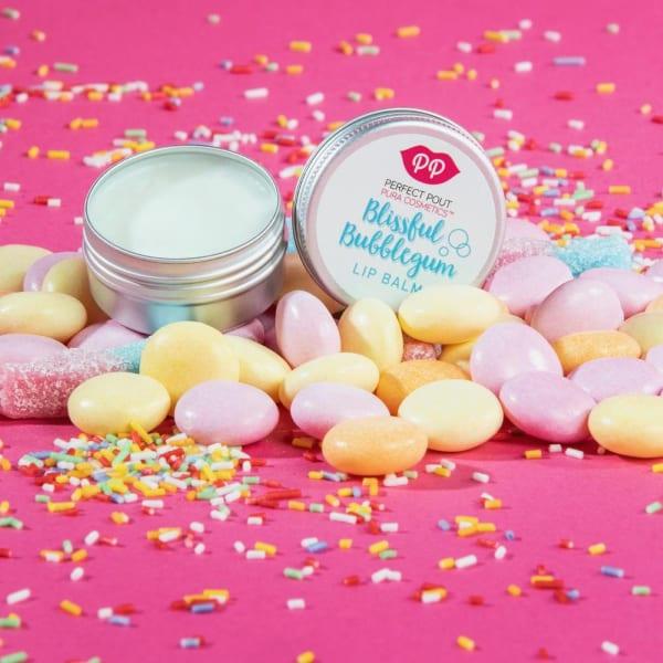 Pura Cosmetics Blissful Bubblegum Lip Balm
