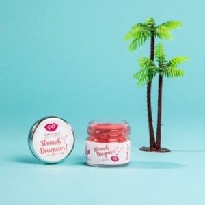 Pura Cosmetics Strawb Daiquiri Lip Scrub