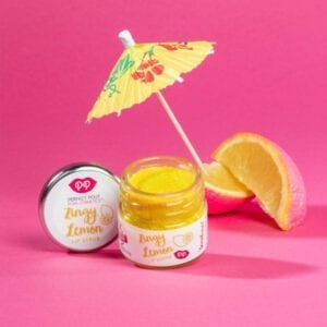 Pura Cosmetics Zingy Lemon Lip Scrub