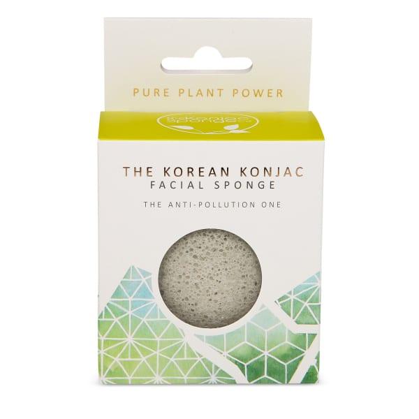 The Konjac Sponge Co The Elements Earth Energising Facial Sponge