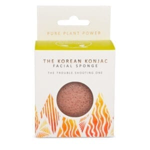The Konjac Sponge Co The Elements Fire Purifying Facial Sponge
