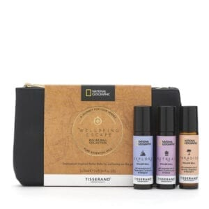 Tisserand National Geographic Wellbeing Escape