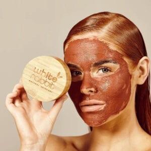 White Rabbit Skincare Aloe & Rose Healthy Hydration Face Mask