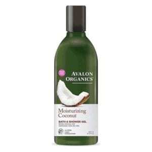 Avalon Organics Moisturising Coconut Bath and Shower Gel