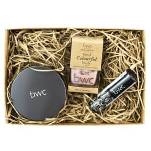 Beauty Without Cruelty Face, Lips & Tips Gift Set