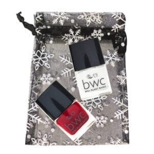 Beauty Without Cruelty Let It Snow Nail Gift Set