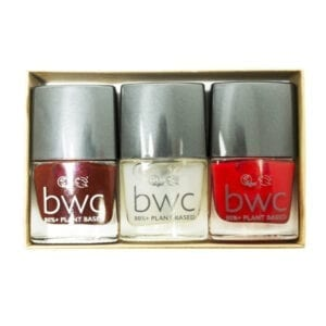 Beauty Without Cruelty Red & Ruby Gift Set