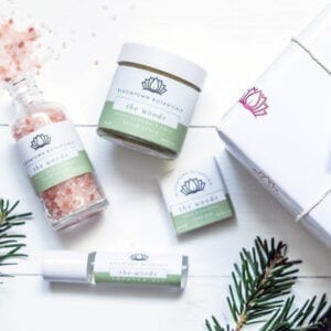 Bloomtown Minis Wrapped Gift Set