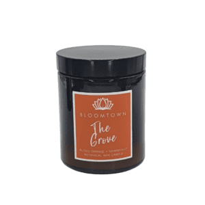 Bloomtown The Grove Scented Botanical Candle