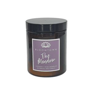 Bloomtown The Meadow Botanical Candle