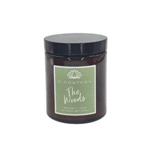 Bloomtown The Woods Botanical Candle