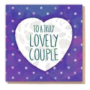 1 Tree Cards To A Truly Lovely Couple