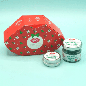 Pura Cosmetics Pick-Me-Up Peppermint Gift Set