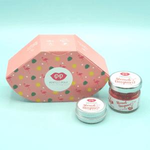 Pura Cosmetics Strawb Daiquiri Gift Set