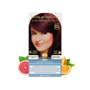 Tints of Nature 4RR Earth Red Permanent Hair Dye