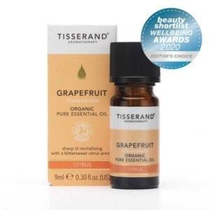 Tisserand Organic Grapefruit Essential Oil