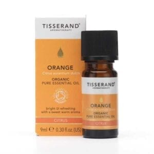 Tisserand Organic Orange Essential Oil