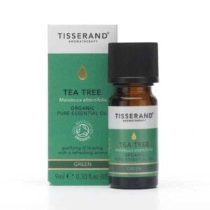 Tisserand Organic Tea Tree Essential Oil
