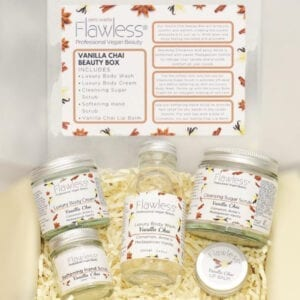 Flawless Vanilla Chai Beauty Box