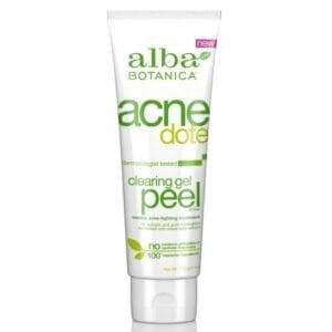 Alba Botanica Acne Dote Clearing Gel Peel