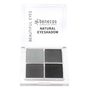 Benecos Smokey Eyes Quattro Eyeshadow