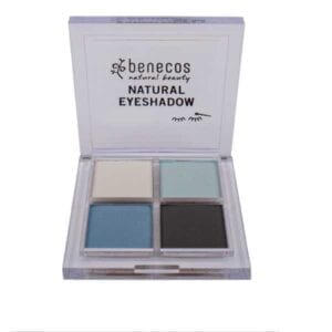 Benecos True Blue Quattro Eyeshadow