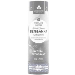 Ben & Anna Sensitive Highland Breeze Deodorant