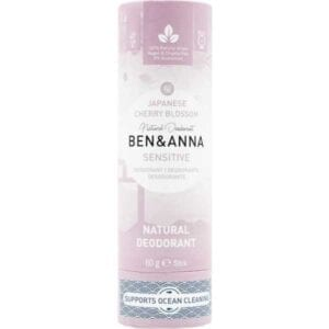 Ben & Anna Sensitive Japanese Cherry Blossom Deodorant