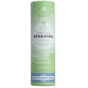 Ben & Anna Sensitive Lemon & Lime Deodorant