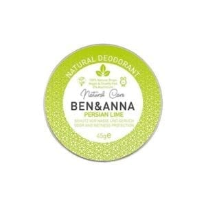 Ben & Anna Persian Lime Natural Deodorant Tin